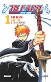bleach tome 1 couverture