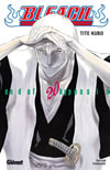 bleach tome 20 couverture